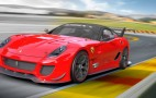 Ferrari 599XX Evolution Is The Ultimate Track Weapon
