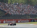 Ferrari at the 2012 Formula 1 Italian Grand Prix