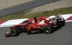Ferrari's Fernando Alonso Wins Formula One Chinese Grand Prix