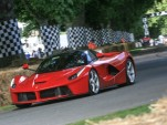 Ferrari at the 2014 Goodwood Festival of Speed