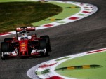 Ferrari at the 2016 Formula One Italian Grand Prix