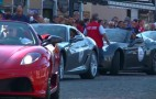 Ferrari Pays Tribute To The Mille Miglia With 140 Cars: Video