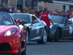 Ferrari at the Mille Miglia, 2012