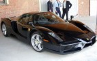Fiat-Chrysler Boss Sergio Marchionne Shows Off Personal Ferrari Enzo