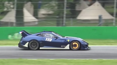 Ferrari Corse Clienti lets owners drive amazing cars on track