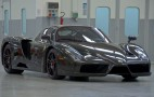 Exposed carbon fiber Ferrari Enzo up for sale