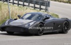 Ferrari Enzo Successor (F70) Spy Shots