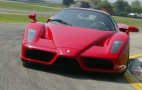 Ferrari Enzo voted world's most iconic car