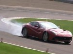 Ferrari F12 Berlinetta at Fiorano