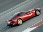 Ferrari F12 Berlinetta driving footage