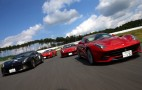Ferrari Mulls Boosting Annual Production Beyond 9,000 Cars