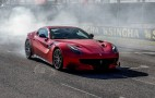 Ferrari F12 tdf Hits The Track: Video