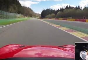 Ferrari F12 tdf at Spa-Francorchamps