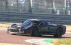 Ferrari F150 Enzo Replacement Spy Video