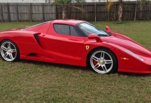 Ferrari F430 Enzo conversion