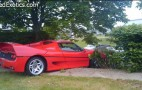 U.S. Government Off The Hook For Crashed Ferrari F50
