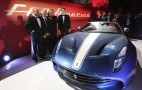 Ferrari Launches F60 America In Beverly Hills, Auctions First 458 Speciale A For Charity