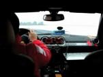 Ferrari FF in testing