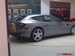 Ferrari FF leak