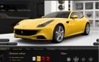Ferrari FF Supercar Gets Its Own Online Configurator