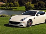Ferrari FF personalized by Ferrari Tailor Made for golfer Ian Poulter