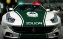 Ferrari FF police car - Image: Dubai Police