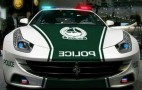 First An Aventador, Now Dubai Police Enlist A Ferrari FF