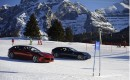 Ferrari FF Slalom race