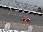 Ferrari Formula One car at Daytona International Speedway