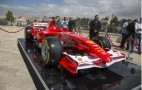 Fisichella To Drive Ferrari F1 Car In Jerusalem: Video
