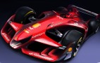 What An F1 Car Would Look Like If Ferrari's Road Car Division Penned It