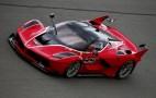 Feel the rawness of the Ferrari FXX K as it takes on Daytona