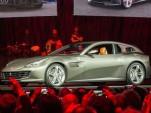 Ferrari GTC4 Lusso launch at Villa Erba, February 15, 2016
