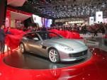 Ferrari GTC4 Lusso T, 2016 Paris auto show