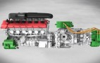 Ferrari Reveals Latest HY-KERS V-12 Hybrid Drivetrain