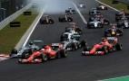 Ferrari's Sebastian Vettel Ends Mercedes AMG Winning Streak In Hungary