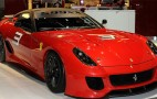 Ferrari confirms 599 hybrid prototype in testing