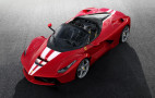 Ferrari LaFerrari Aperta built for charity fetches $10M