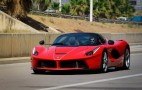 Open-top LaFerrari spotted in the wild, Aperta name confirmed