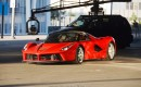 Ferrari LaFerrari Aperta leaked - Image via Supercars All Day