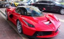 Ferrari LaFerrari at a dealership in Germany (Image via Mobile.de)