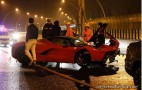 Latest LaFerrari Crash Is Worst Yet--Photo Update