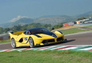 Ferrari LaFerrari FXX K bought by Google executive Benjamin Sloss for wife Christine