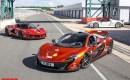 Ferrari LaFerrari, McLaren P1 and Porsche 918 Spyder - Image via Supercar Driver