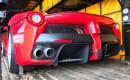 Ferrari LaFerrari seized by customs in South Africa - Image via Fin24