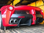 Ferrari LaFerrari seized by customs in South Africa - Image via Fin24