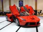 Ferrari LaFerrari up for sale (Image via Auto Trader UAE)