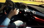 Ferrari Celebrates 15 Million Facebook Fans With LaFerrari POV Video