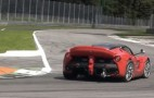LaFerrari XX Proves Too Potent For Its Own Good: Video
