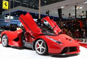 Even Ferrari To Cut Carbon Emissions, With Hybrid V-12 & Turbo V-8 Engines